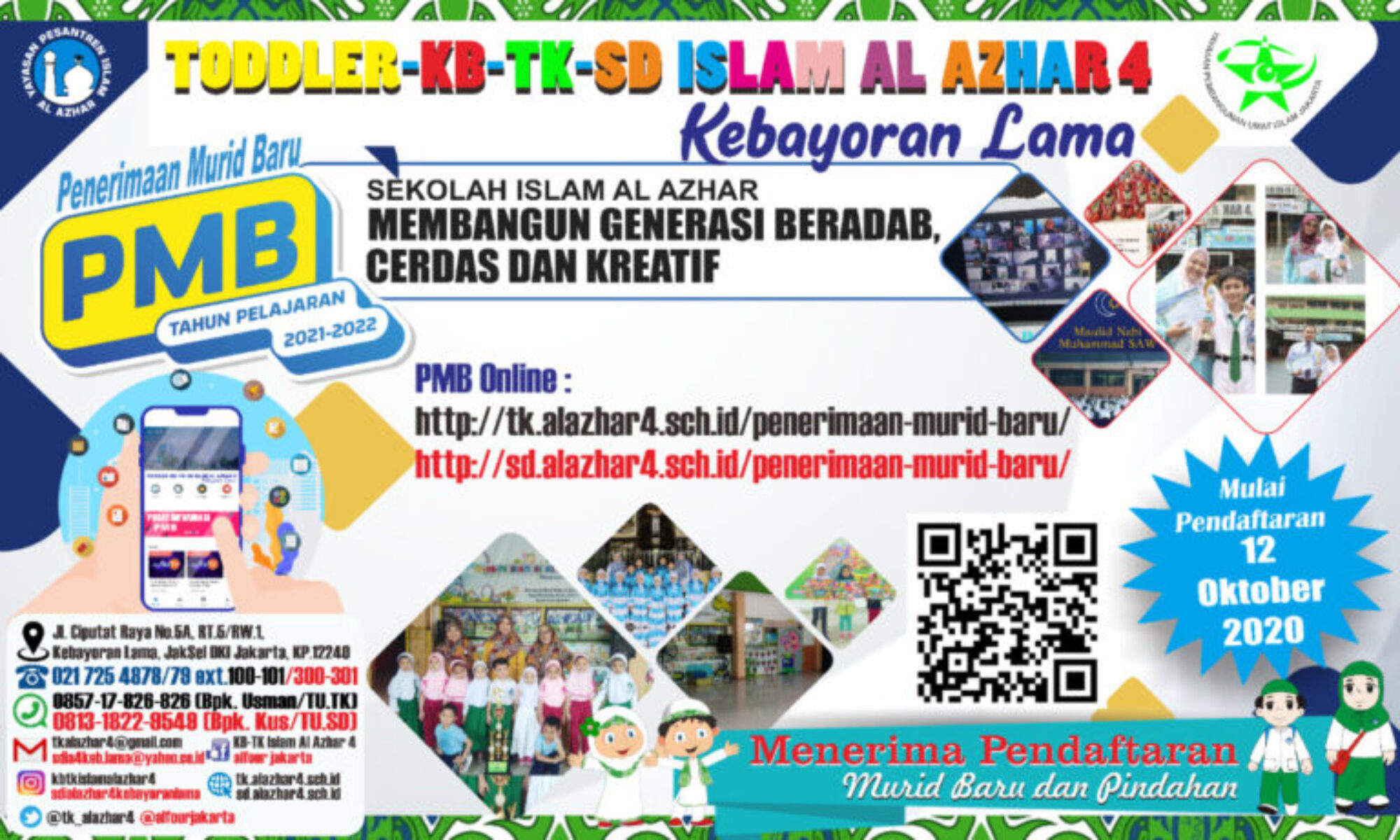 TODDLER-KB-TK ISLAM AL AZHAR 4